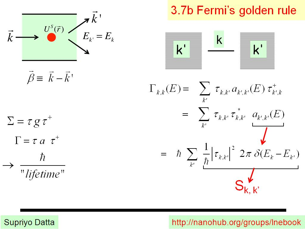 3.7b Fermi's golden rule
