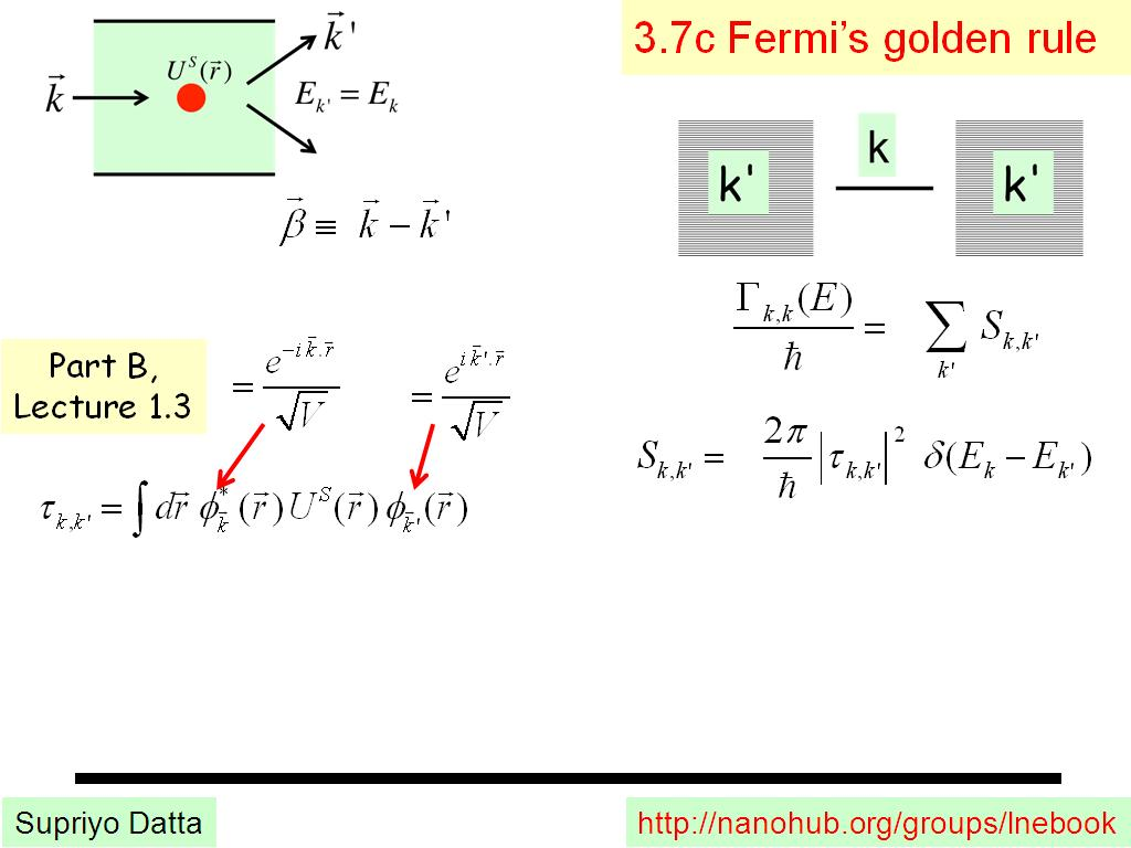 3.7c Fermi's golden rule