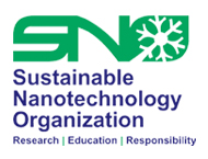 Sustainable Nanotechnology Organization Logo
