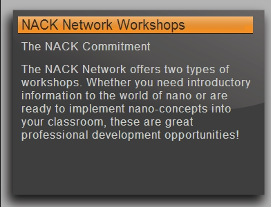 NACK workshop group Logo