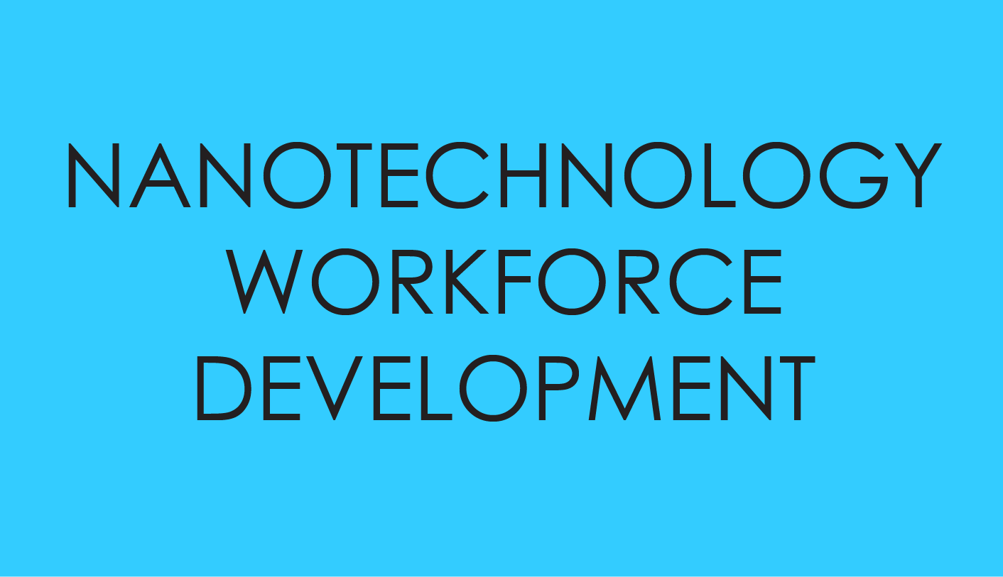 Nanotechnology Workforce Development Logo