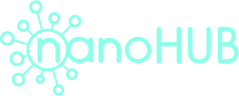 Introduction to nanoHUB Logo