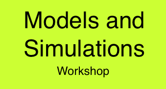 Modeling and Simulation Workshop group image