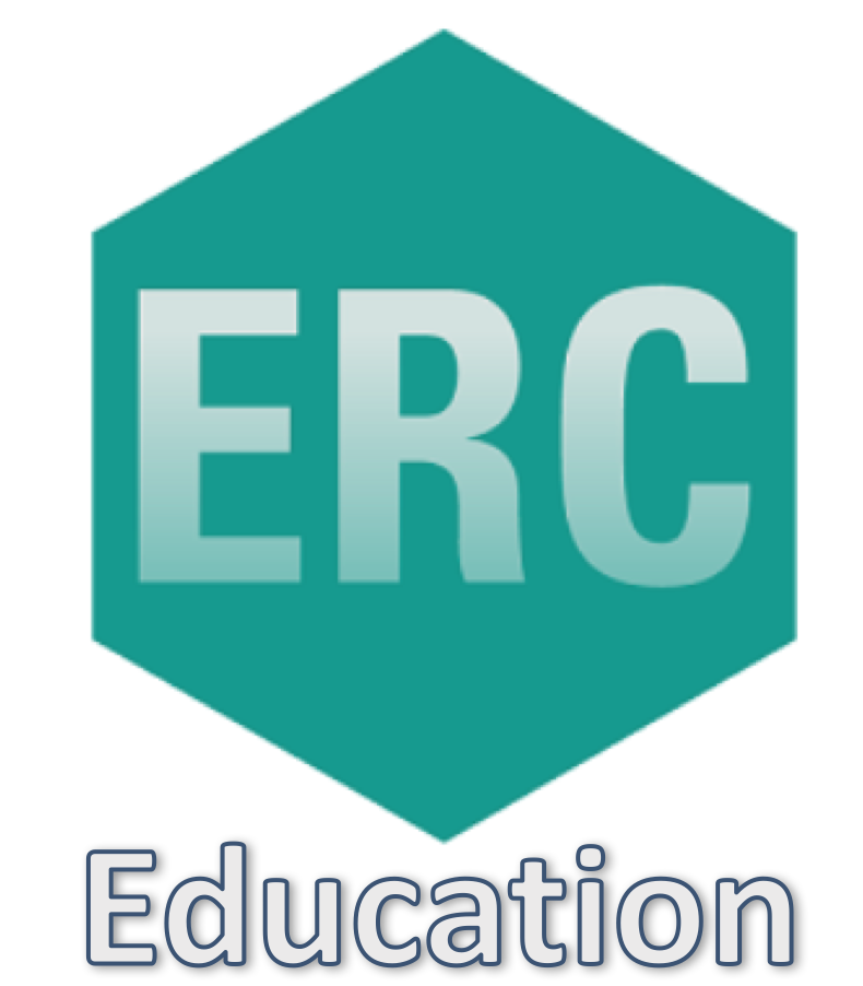 ERC Education and Workforce Development Logo