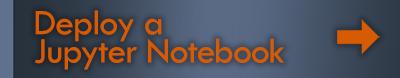 Deploy a Jupyter Notebook