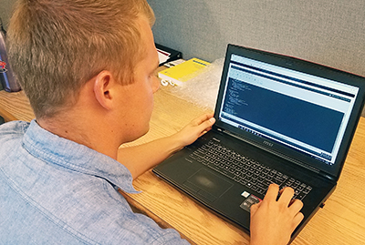 Coding a simulation tool