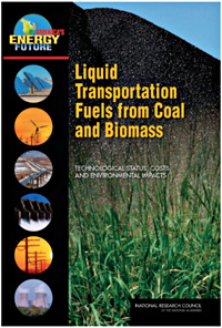 Liquid Transportation Fuels frm Coal and Biomass