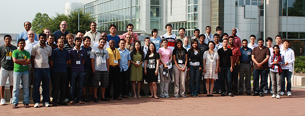 2011 NCN Summer School Class Photo