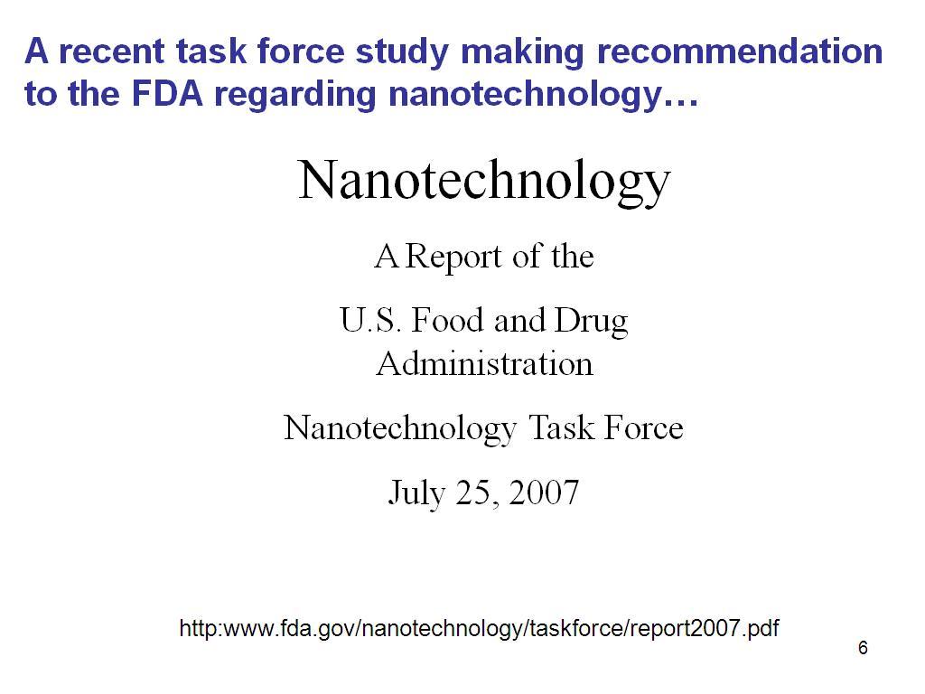 Nanomedicine Research Journal
