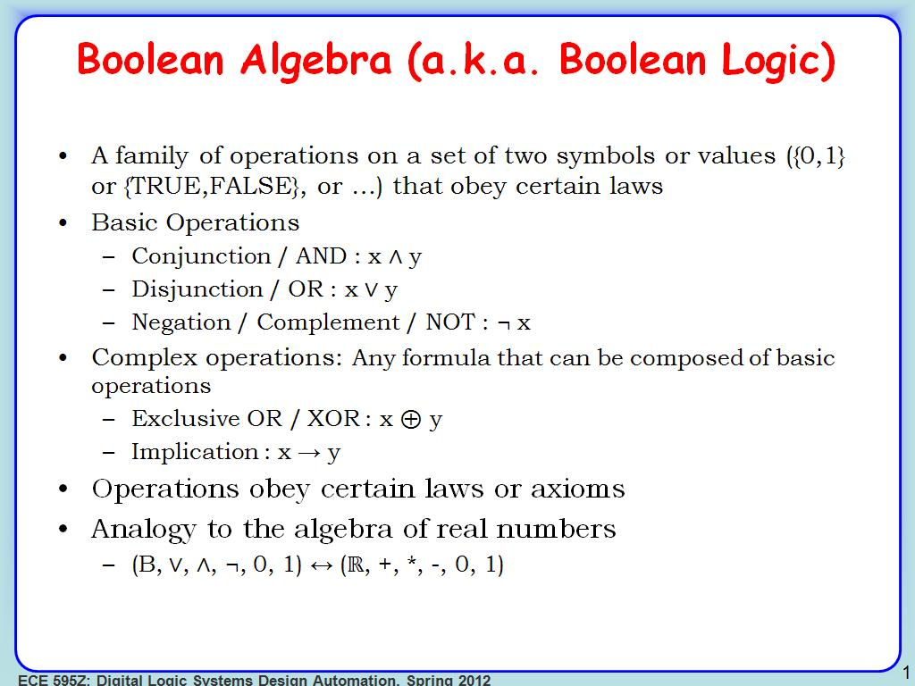 Boolean Simplification Related Keywords & Suggestions - Boolean ...