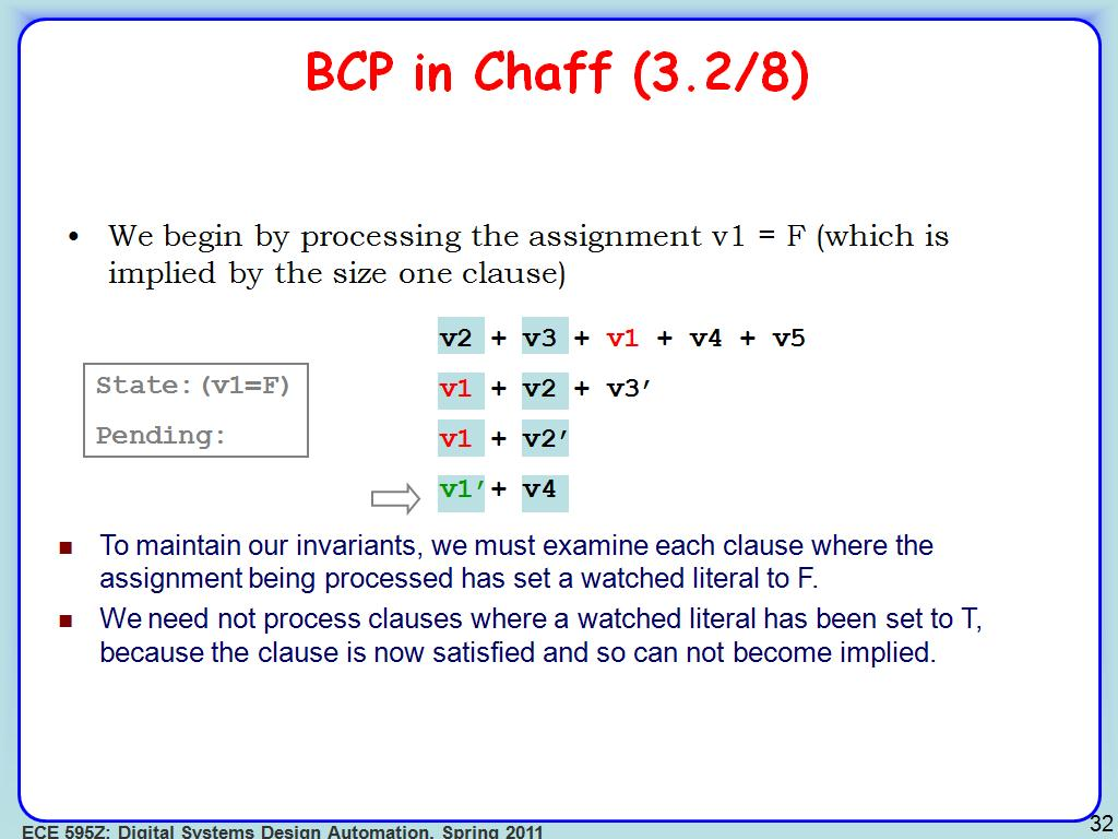 BCP in Chaff (3.2/8)