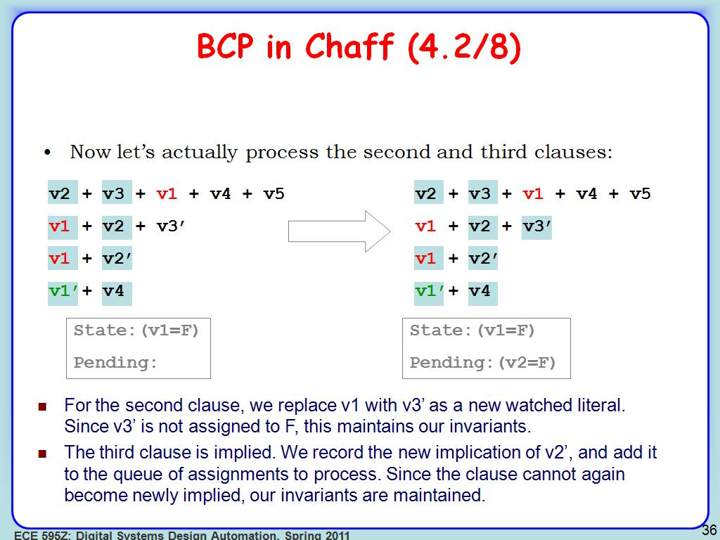 BCP in Chaff (4.2/8)