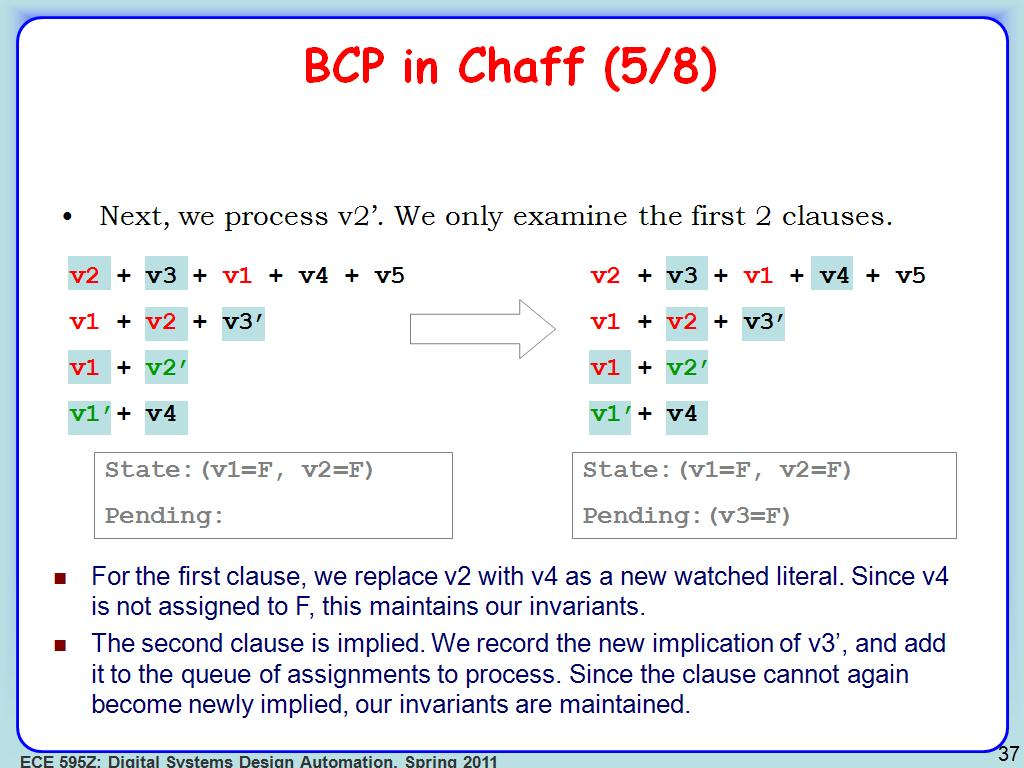 BCP in Chaff (5/8)
