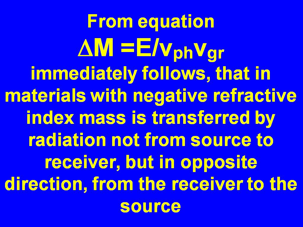 From equation DM =E/vphvgr immediately follows,