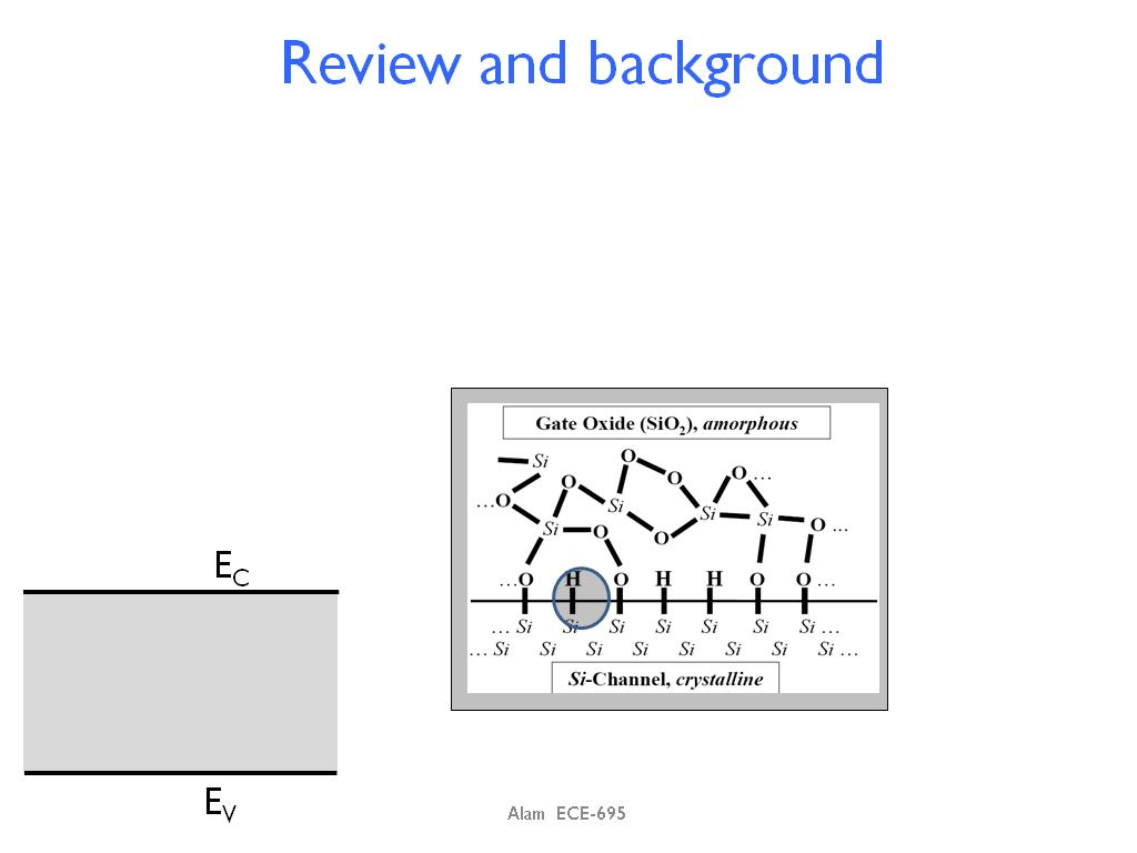 Review and background