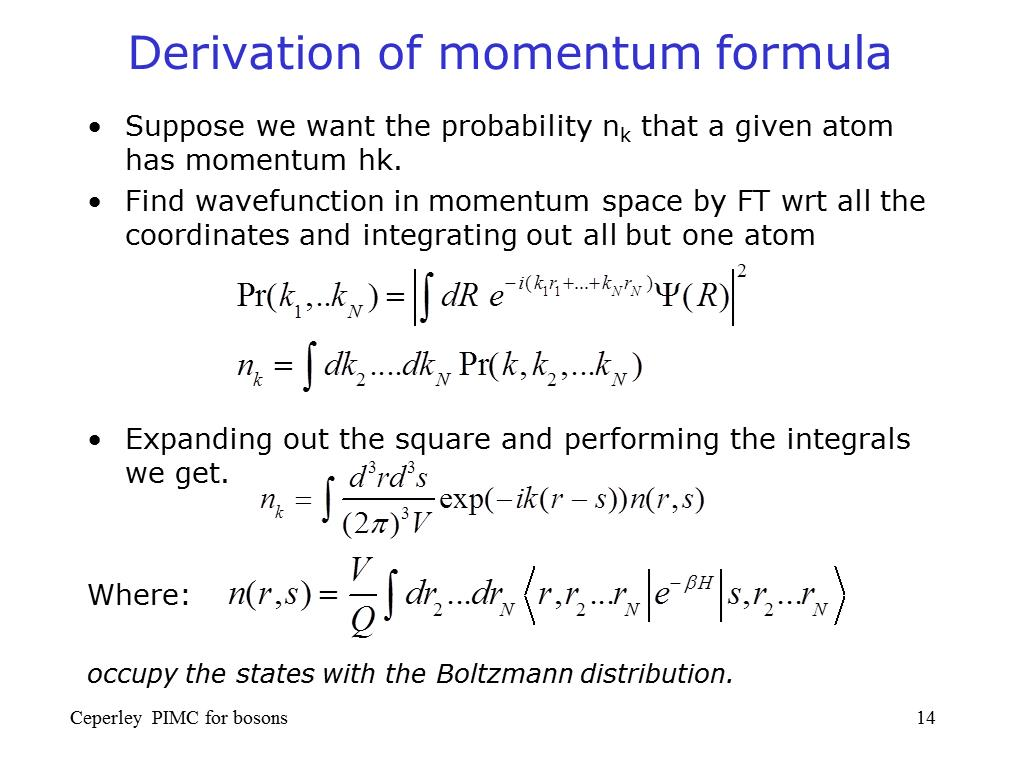 momentum formula and examples - HD 1024×768