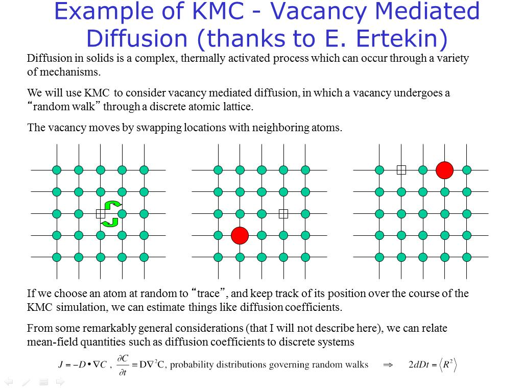 Nanohub Resources Illinois Phys466 2013 Lecture 23 Kinetic