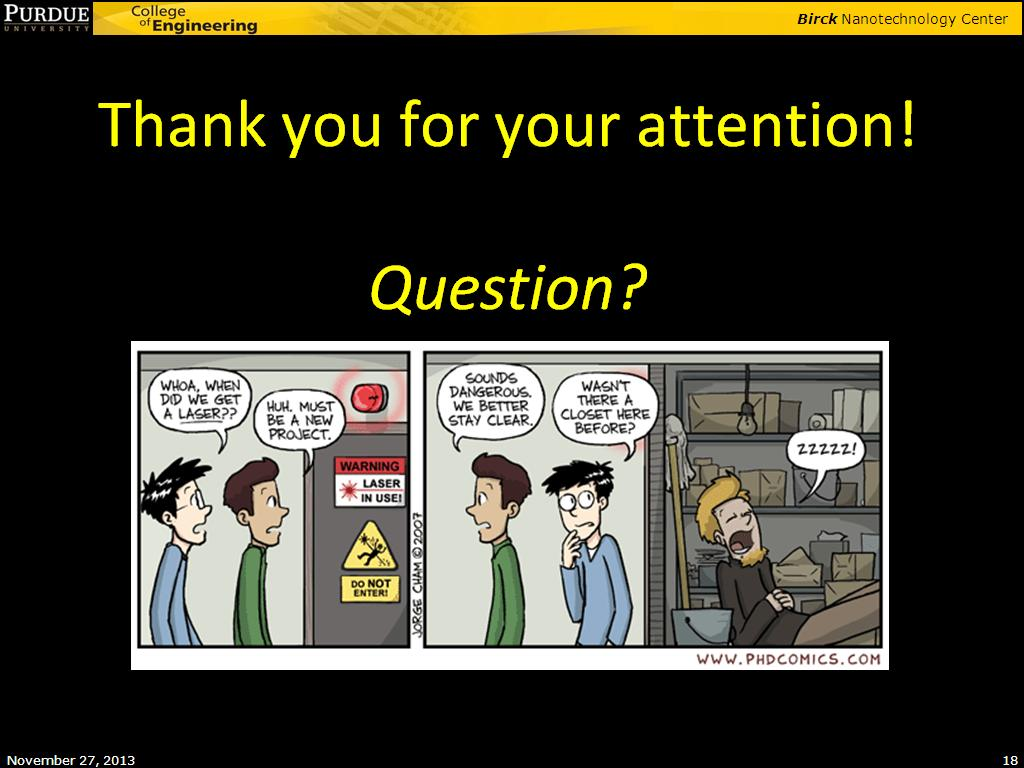 Funny Thank You Images For Ppt Thank You For Your Att...