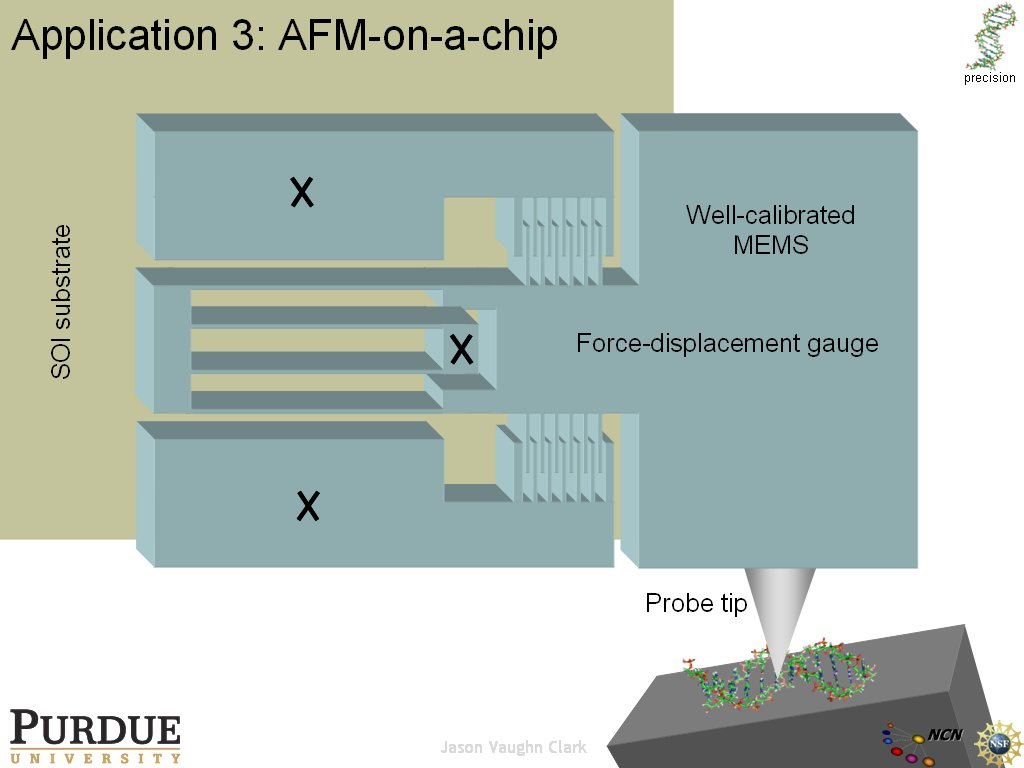 Application 3: AFM-on-a-chip