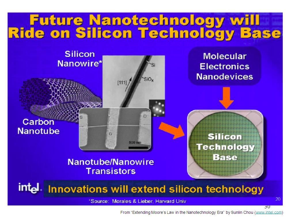 Future Nanotechnology