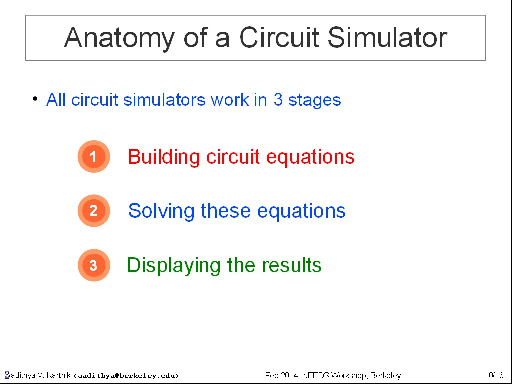 nanoHUB.org - Resources: A Quick Circuit Simulation Primer: Watch ...