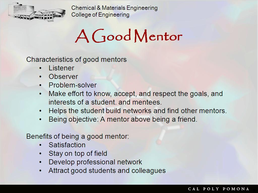 How to Be a Good Mentor foto
