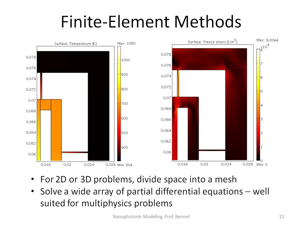 Finite-Element Methods