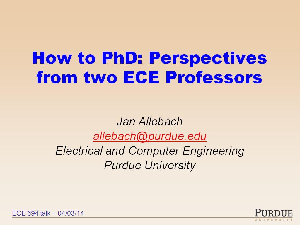 Doctoral dissertation ppt presentation