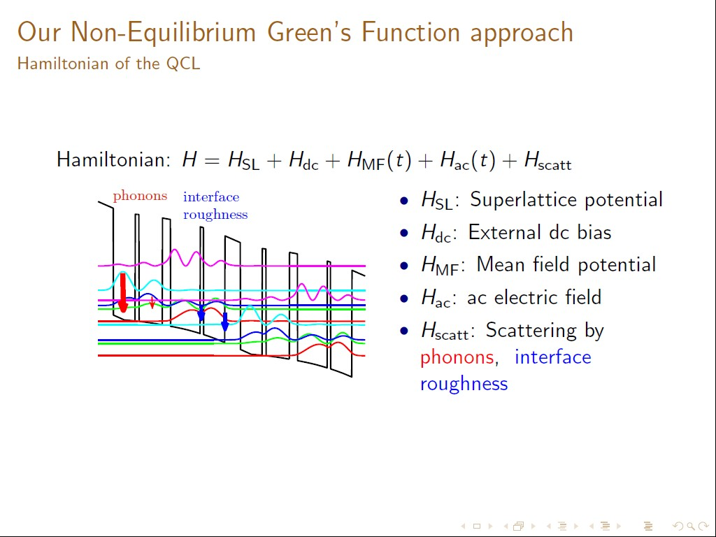 non equillibrium green s function technique Equilibrium green function techniques and their extension to non-equilibrium situations via the keldysh for-malism build one of the pillars of current state-of-the-art approaches to quantum transport which have been implemented in both model hamiltonian formulations and rst-principle methodologies.