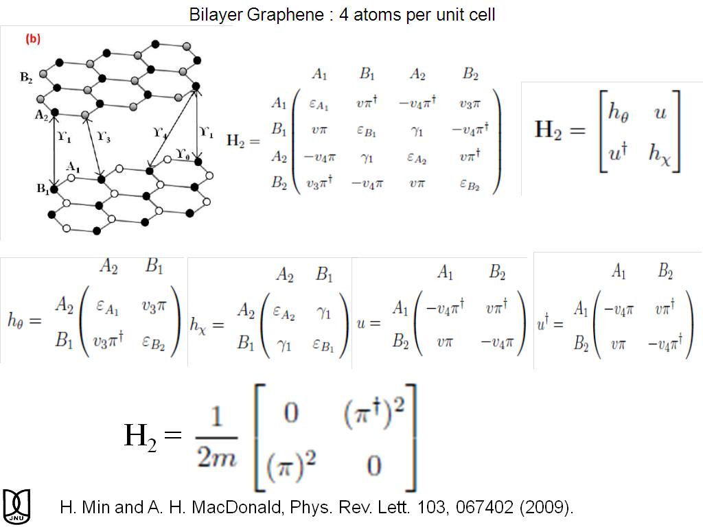 nanoHUB org - Resources: Many Body Effects on Optical Properties of