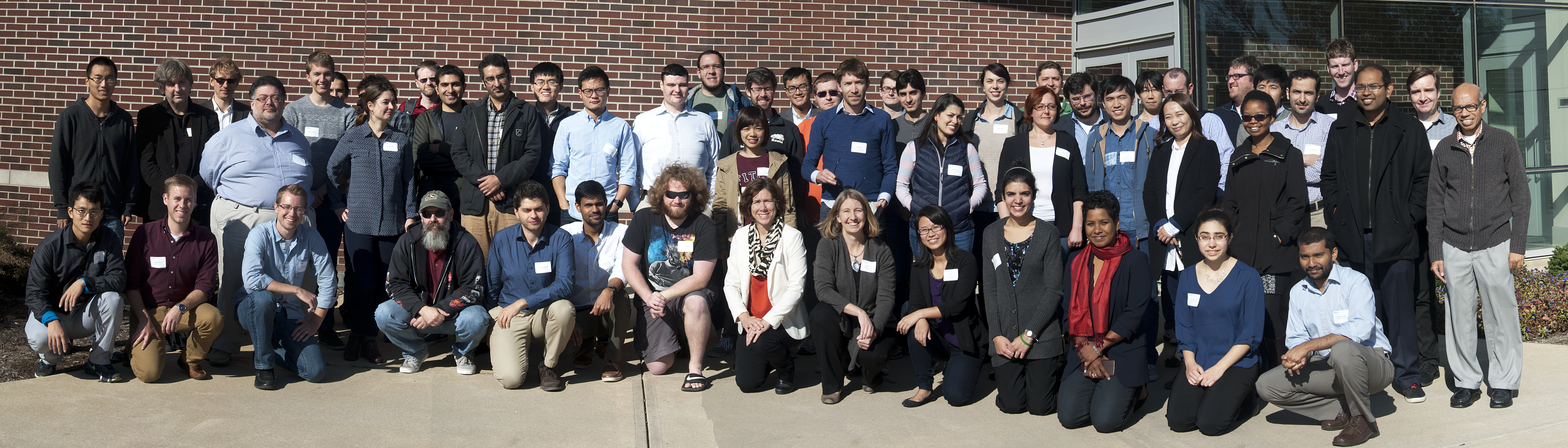 MidQBio 2016 Attendees