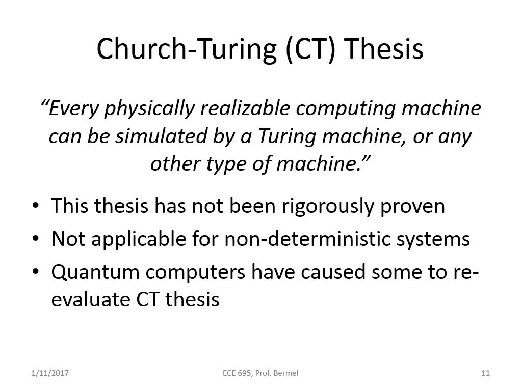copeland church turing thesis Alan turing: alan turing, british mathematician and logician,  the church-turing thesis an important step in turing's argument about the entscheidungsproblem was the claim,  four years later queen elizabeth ii granted turing a royal pardon bj copeland.