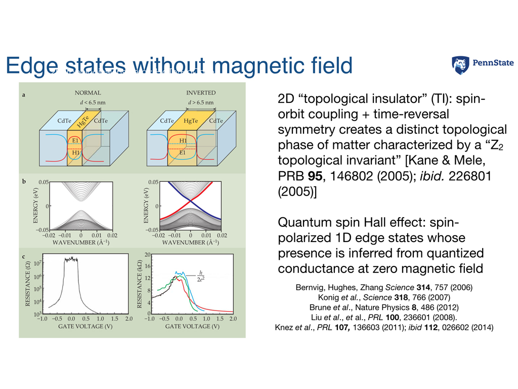 nanoHUB org - Resources: Topological Spintronics: from the