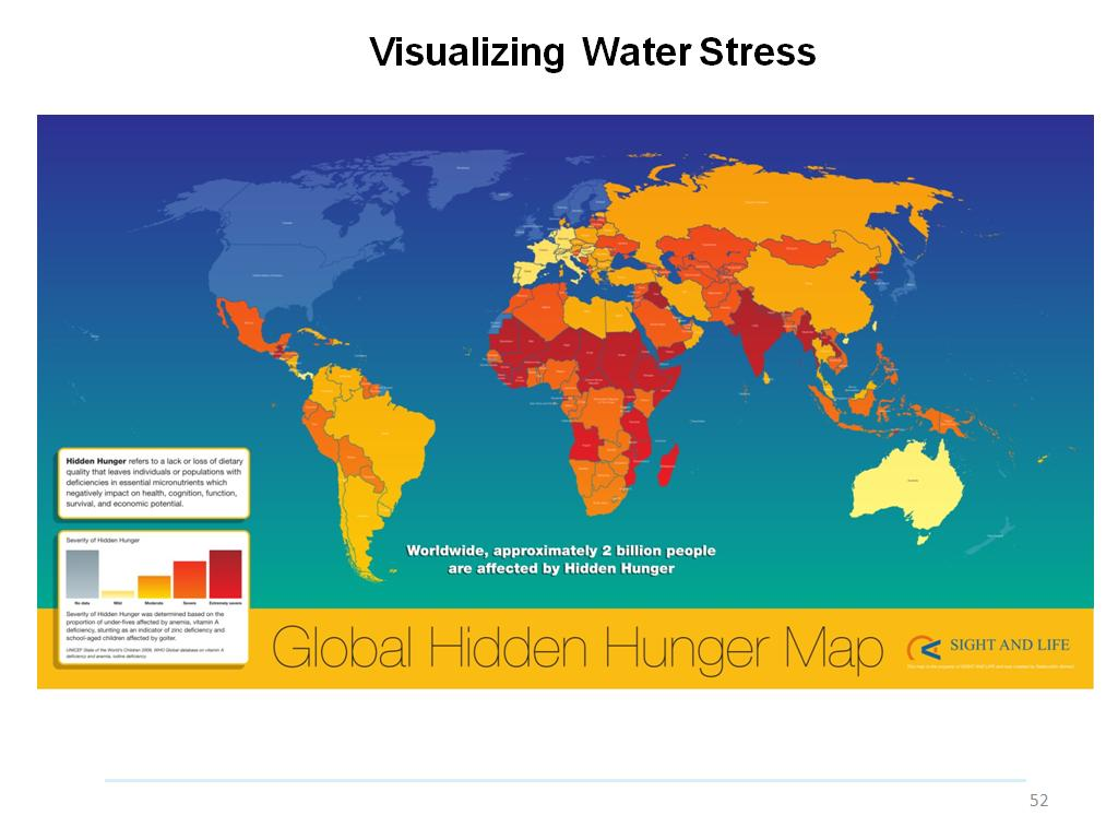 Visualizing Water Stress