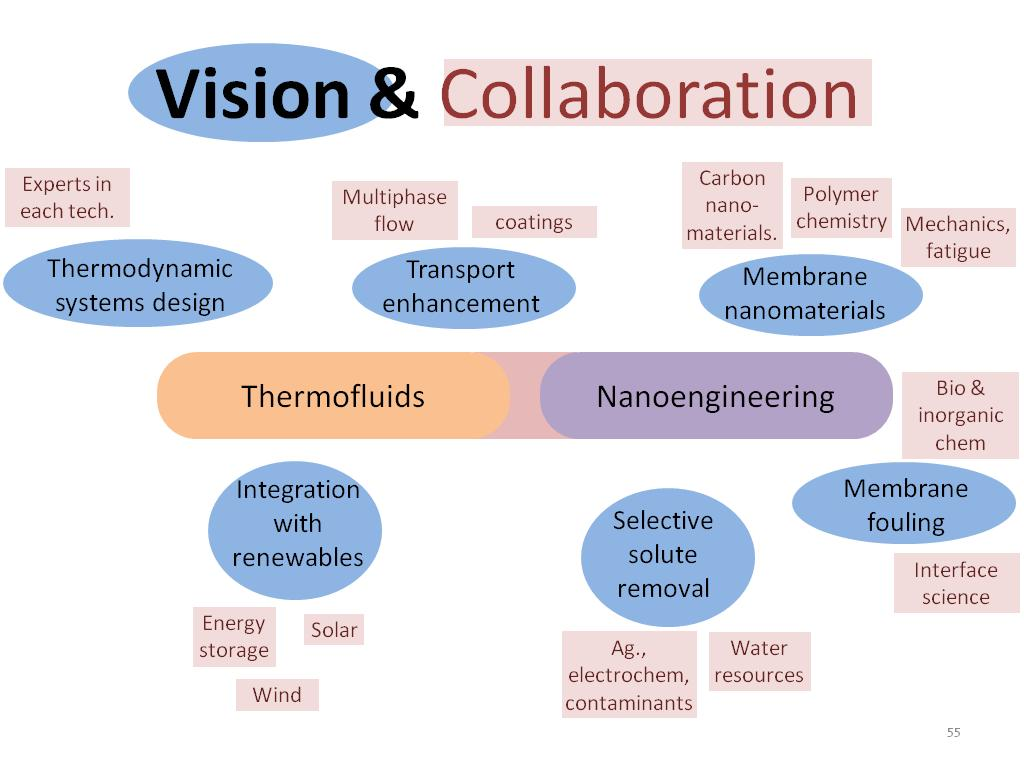 Vision & Collaboration