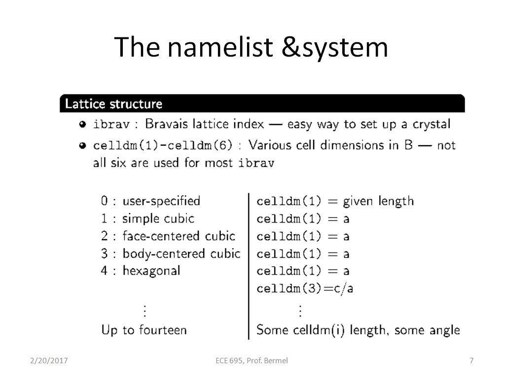 nanoHUB org - Resources: ECE 695NS Lecture 18: Using Quantum
