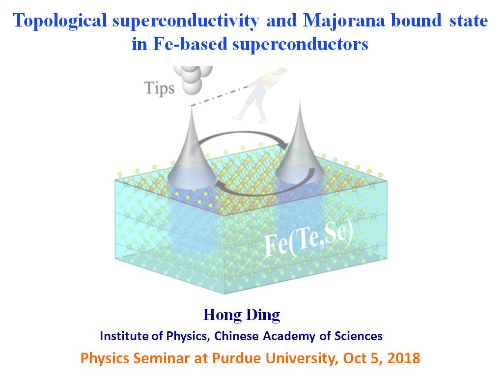 nanoHUB org - Resources: Topological Superconductivity and