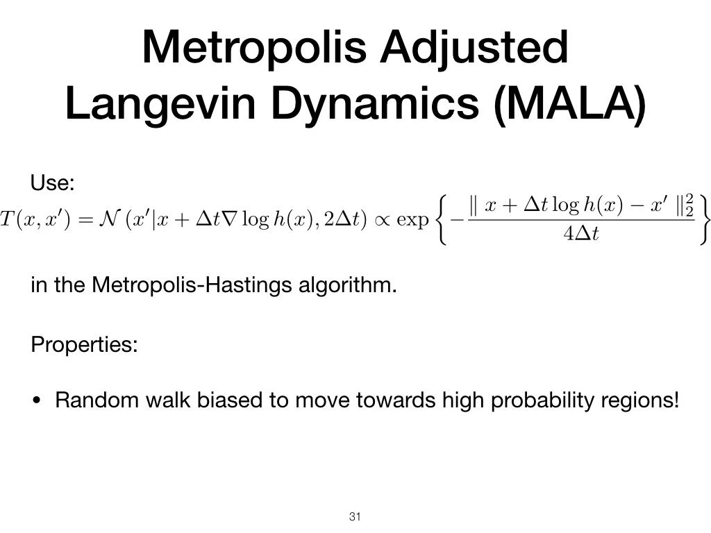 nanoHUB org - Resources: ME 597UQ Lecture 22: Markov Chain Monte