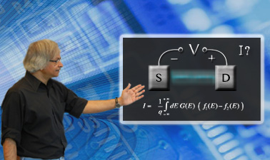 nanoHUB-U: Fundamentals of Nanoelectronics - Part B: Quantum Transport (2015)