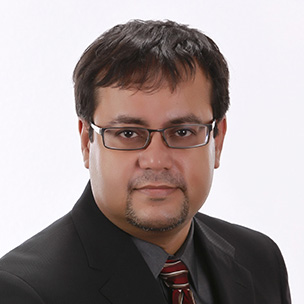 The profile picture for Santanu Chaudhuri