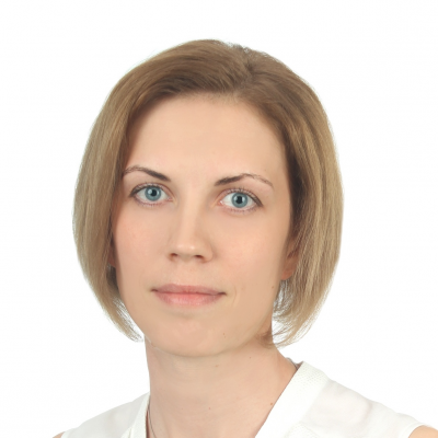 The profile picture for Ludmila Prokopeva