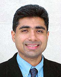 The profile picture for Arvind Raman
