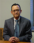The profile picture for Prabir K. Basu