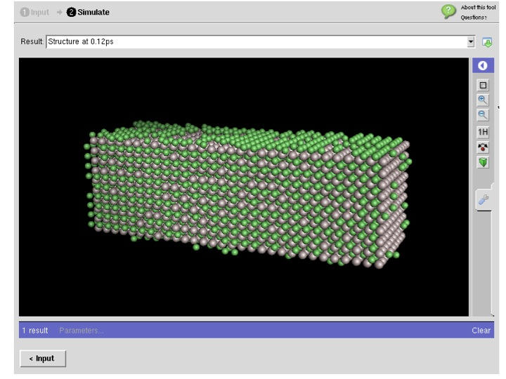nanoHUB org - Group: Materials Science ~ Simulation Tools