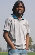 The profile picture for Srinivasa Murali Dunga