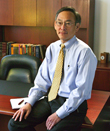 The profile picture for Steven Chu