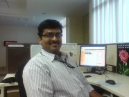 The profile picture for Sandeep Puppala