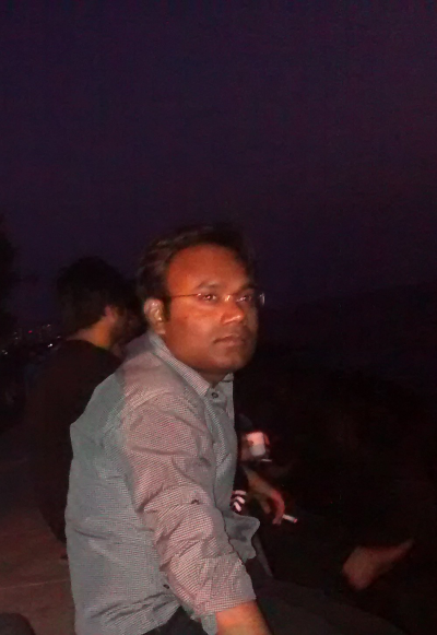 The profile picture for Pankaj Priyadarshi