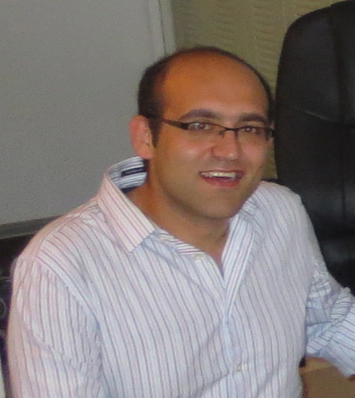 The profile picture for Amirkoushyar Ziabari
