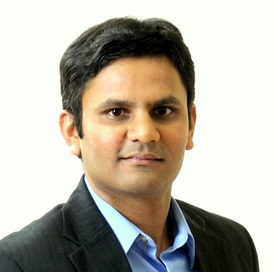 The profile picture for Prashant K  Jain